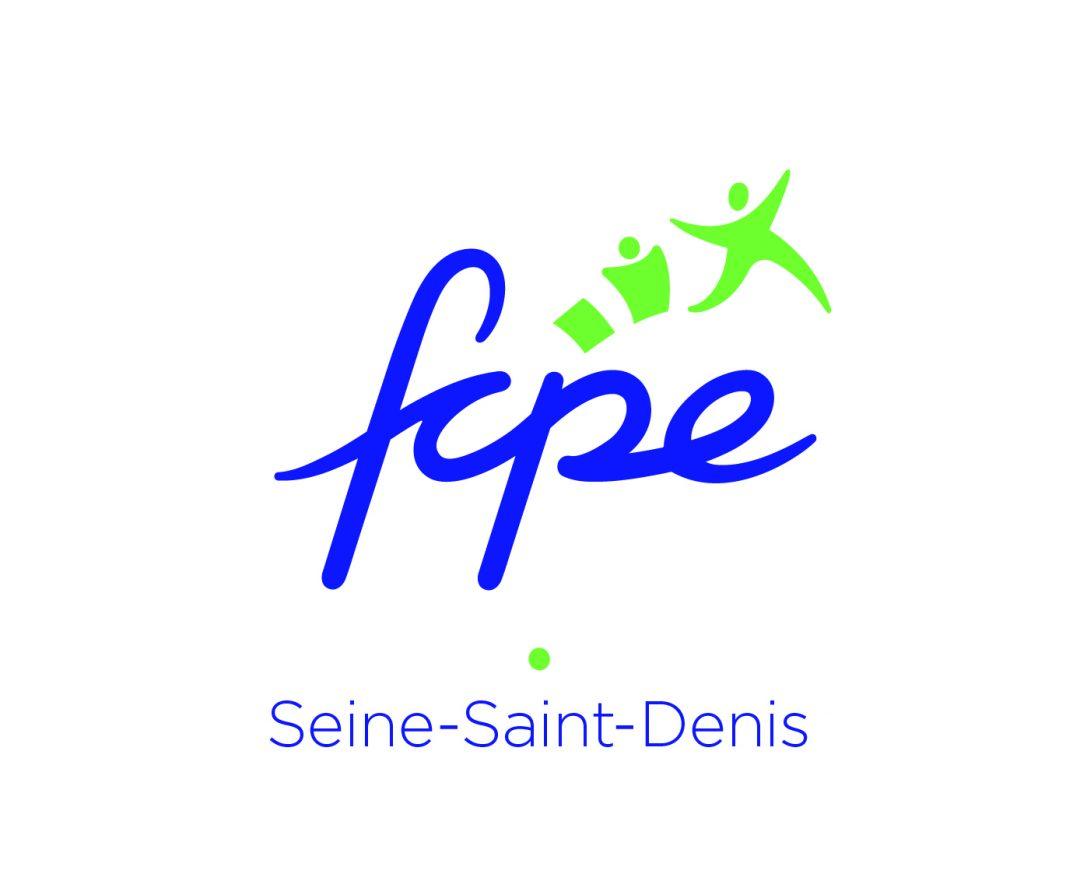 Logo FCPE de la Seine-Saint-Denis